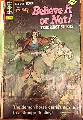 Ripley's Believe It Or Not, Grimm and Classic Illustrated Gold Key Comic Lot (S)