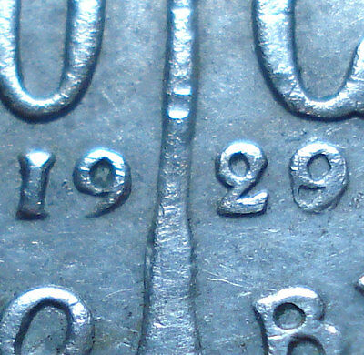 1929/8 Belgian Congo 50 Centimes In Vf Condition (Km# 22)