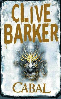 Cabal: the nightbreed by Clive Barker (Paperback)