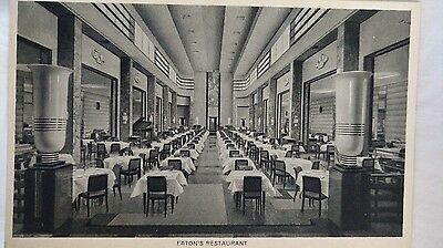 Eaton's, T. Eaton Co. Ltd - Postcard - Montreal - Le 9