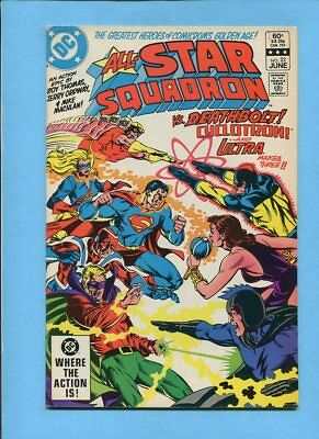 All-Star Squadron #22 JSA DC Comics June 1983