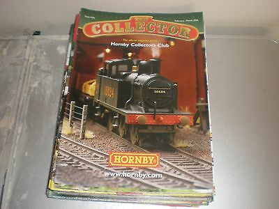 Hornby Collector magazines 42 In Total