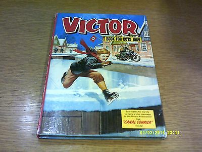 Victor Book For Boys 1984**first Edition **