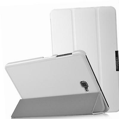 IVSO Slim Smart Cover Case for Samsung Galaxy tab A 10.1(White)