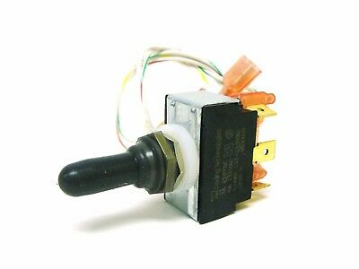 KB Electronics Forward-Stop-Reverse Switch Kit 9480 for KBAC