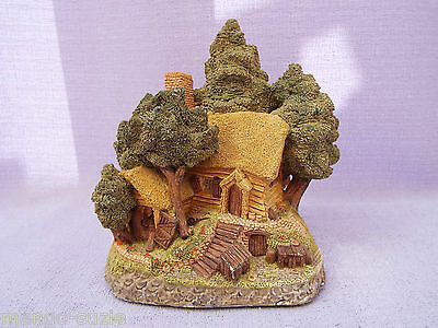 Vintage David Winter Cottages Hermits Humble Home 1985