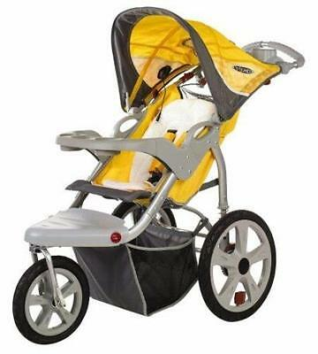 InSTEP SAFARI SINGLE JOGGING STROLLER AR182