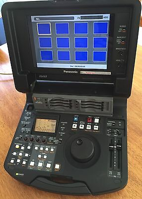 Panasonic AJ-HPM110 P2 Field Recorder and Player