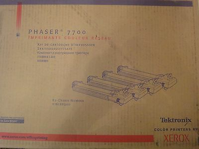 Xerox 4PK Phaser 7700 Print Cartridge  016188300 / 016-1883-00