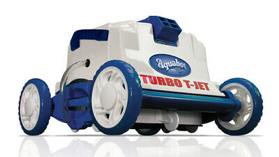 AquaProducts Aquabot Turbo T-Jet Inground Pool Cleaner