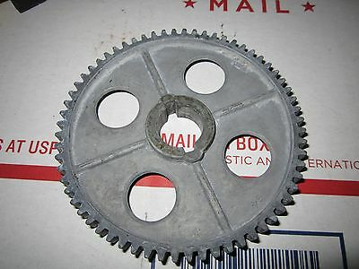 "Original Atlas Craftsman 10"" 12"" Metal Lathe Threading Change Gear 64 Tooth #1"