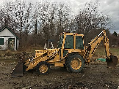 Ford Backhoe 655A 4x4 Forks Drainage Bucket                 Only 1924hrs!!!!!
