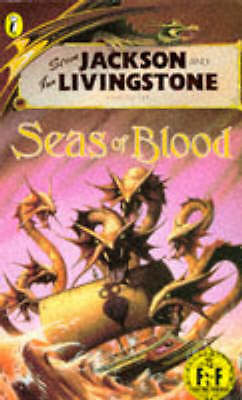 Puffin Adventure Gamebooks: Seas of Blood (Paperback)