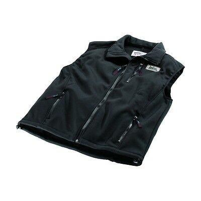 Techniche IonGear 5627-BK-XL Battery Powered Heating Vest, Extra Large, Black