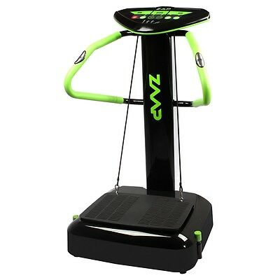 ZAAP TX-5000 Power Vibration Trainer Plate Machine W/ Arm Straps