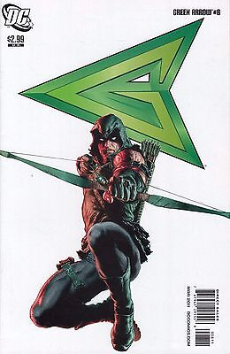 GREEN ARROW 8...VF/NM...2011...Brightest Day...Bargain!