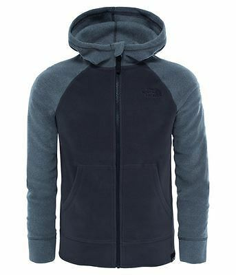 The North Face Junior B Glacier Full Zip Hoodie - XL