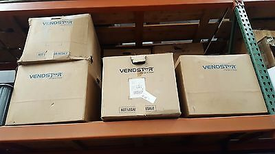 New In Box Vendstar 3000 - Candy/Snack Vending machines