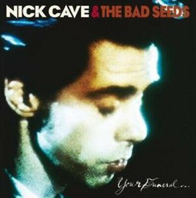 Nick Cave and the Bad Seeds : Your Funeral, My Trial CD Remastered Album (2009)