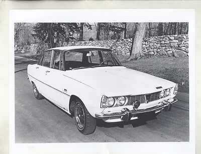 1968 Rover 2000 ORIGINAL Factory Photograph ww6862
