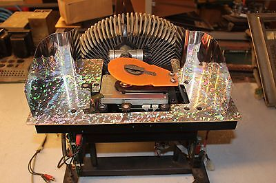 Antique Apparatus/ Rockola 100 CD Carousel Mech Complete With CD PRO Player - Us