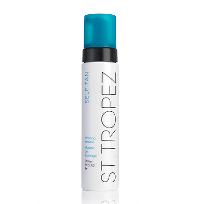St Tropez Self Tan Classic Mousse Bronzante 240Ml