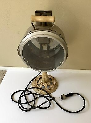 Stewart Double Carbon Arc Lamp - Used