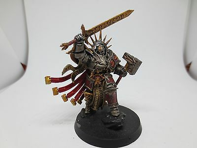 Warhammer Age Of Sigmar Stormcast Eternals Lord-Celestant Painted G110