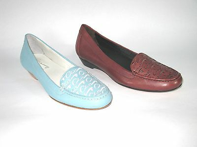 "Wholesale Lot of 23 Pairs Cvine Leather Women's Ballerina Flat, Style ""Ceele"""