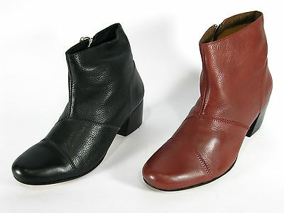 "Wholesale Lot of 67 Pairs Cvine Leather Women's Short Boot, Model ""Victoire"""