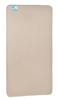 Sealy Nature Couture Cotton Bliss 2 Stage Infant-Toddler Crib Mattress NEW