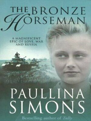 The bronze horseman by Paullina Simons (Paperback)