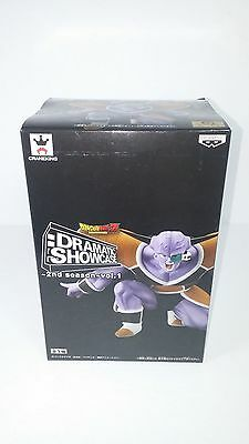 Banpresto Dragon Ball Z Ginyu Dramatic Showcase PVC Figure - New