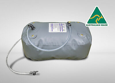 Water Bladder 60L: Box Type Water Tank for SUV, 4wd and 4x4 Accessories