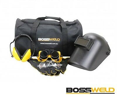 BOSSWELD - STUDENT SAFETY KIT- p/n 700300