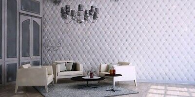 *RETRO* 3D Decorative Wall Panels 1 pcs ABS Plastic mold for Plaster