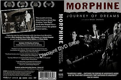 Morphine Journey Of Dreams. New Dvd