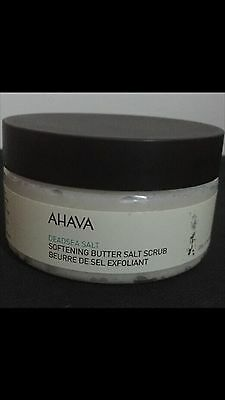 AHAVA Softening Butter Salt Scrub (7.5 fl.oz)