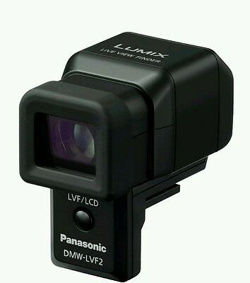New!! Panasonic Live View Finder DMW-LVF2 for Lumix GX1