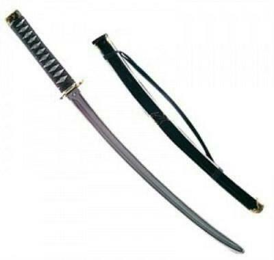 Plastic Ninja Sword with Scabbard Costume Accessory