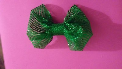 Claires Hair Accessories Girls St Patricks Day Hair Clips Set of 3 Owl Shamrock