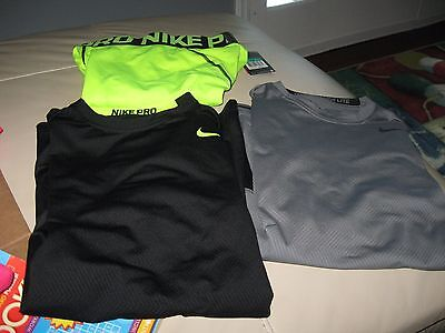 NIKE Men's PRO COMBAT Compression Stay Warm Shirt or Pant, All Sizes & Colors