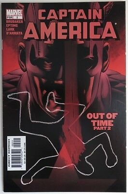 2005 Captain America #2  Out Of Time Part 2 -   F               (Inv9474)