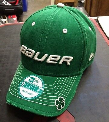 Bauer New Era 9Forty St. Patrick's Day Adjustable Hat