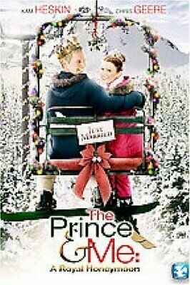 The Prince And Me 3 - A Royal Honeymoon [DVD][Region 2]