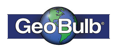 Trademark Geobulb, the domain name Geobulb.com and the logo are for sale