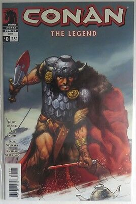 2005 Conan The Legend #0  -  Nm                             (Inv5666)