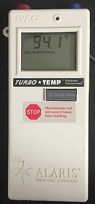 Alaris IVAC Turbo Temp Electronic Thermometer