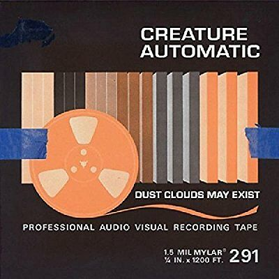 Creature Automatic - Dust Clouds May Exist [CD]