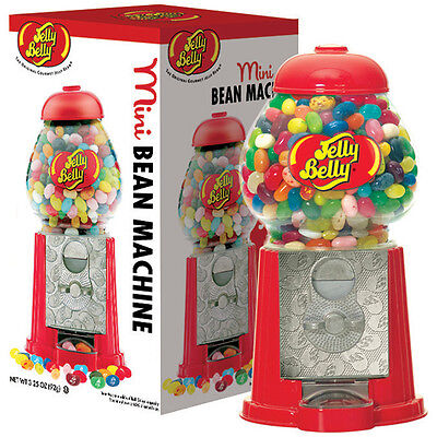 Jelly Belly Bean Machine PLUS 20 SMALL SAMPLE BAGS OF JELLY BEANS CANDY